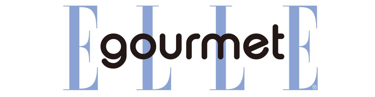 ELLE gourment ロゴ