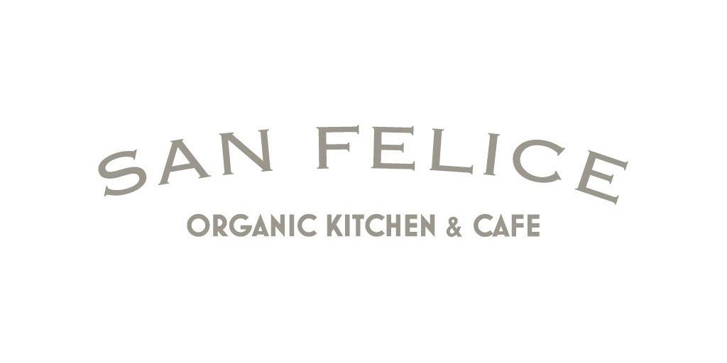 SAN FELICE ORGANIC KITCHEN & CAFE ロゴ