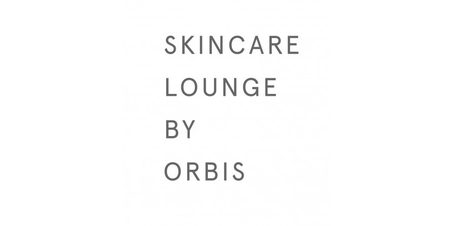 SKINCARE LOUNGE BY ORBISロゴ