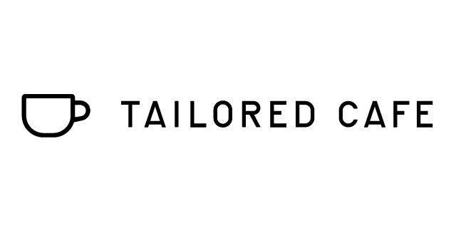 TAILORED CAFE SHIBUYA ロゴ
